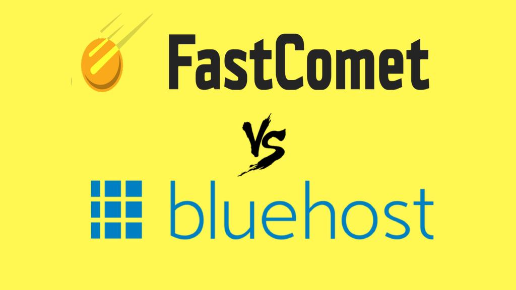مقارنة فاست كوميت FASTCOMET مع شركات الاستضافة 2019